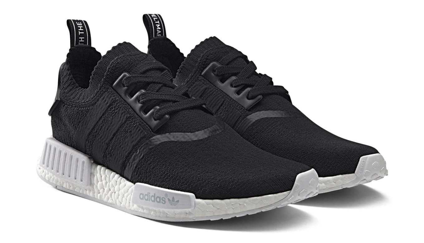 Adidas NMD White Black | Sole Collector