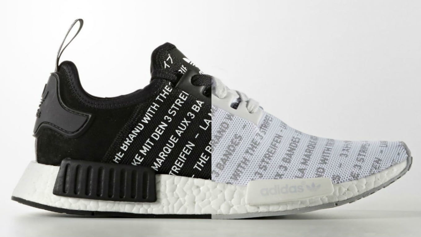 c163c283f adidas NMD Brand With the 3 Stripes Pack