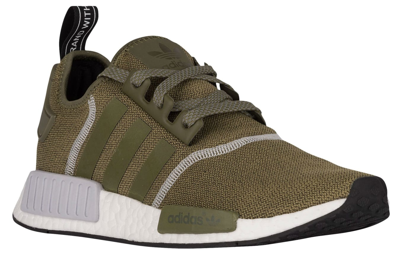 cheap for discount 2b216 2aead Olive adidas NMD (1)