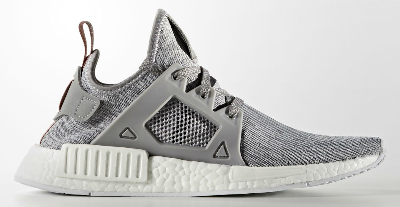 wholesale dealer 4f1c7 0988d adidas NMD XR1 Primeknit Light Clear Onix | Sole Collector