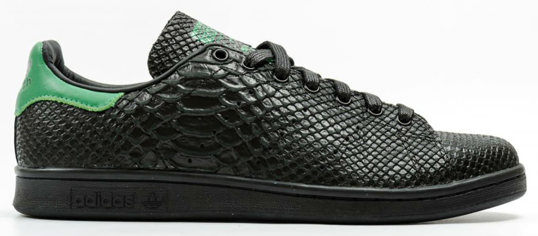 outlet large choix de couleurs frais frais Black Snake adidas Stan Smith | Sole Collector