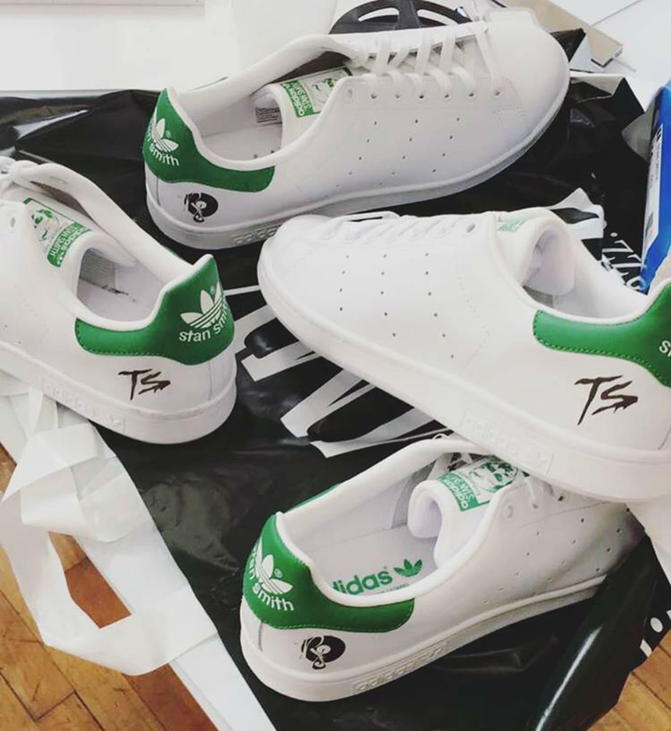 a0deb997311f Jay-Z Roc-a-Fella   Fat Joe Terror Squad adidas Stan Smiths