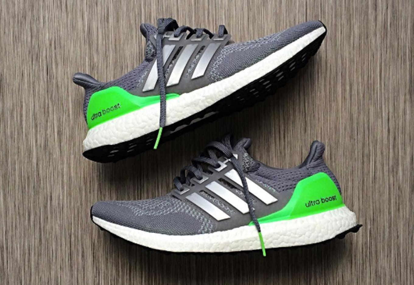 ff543ebbce19d A  Super Green  adidas Ultra Boost Has Surfaced