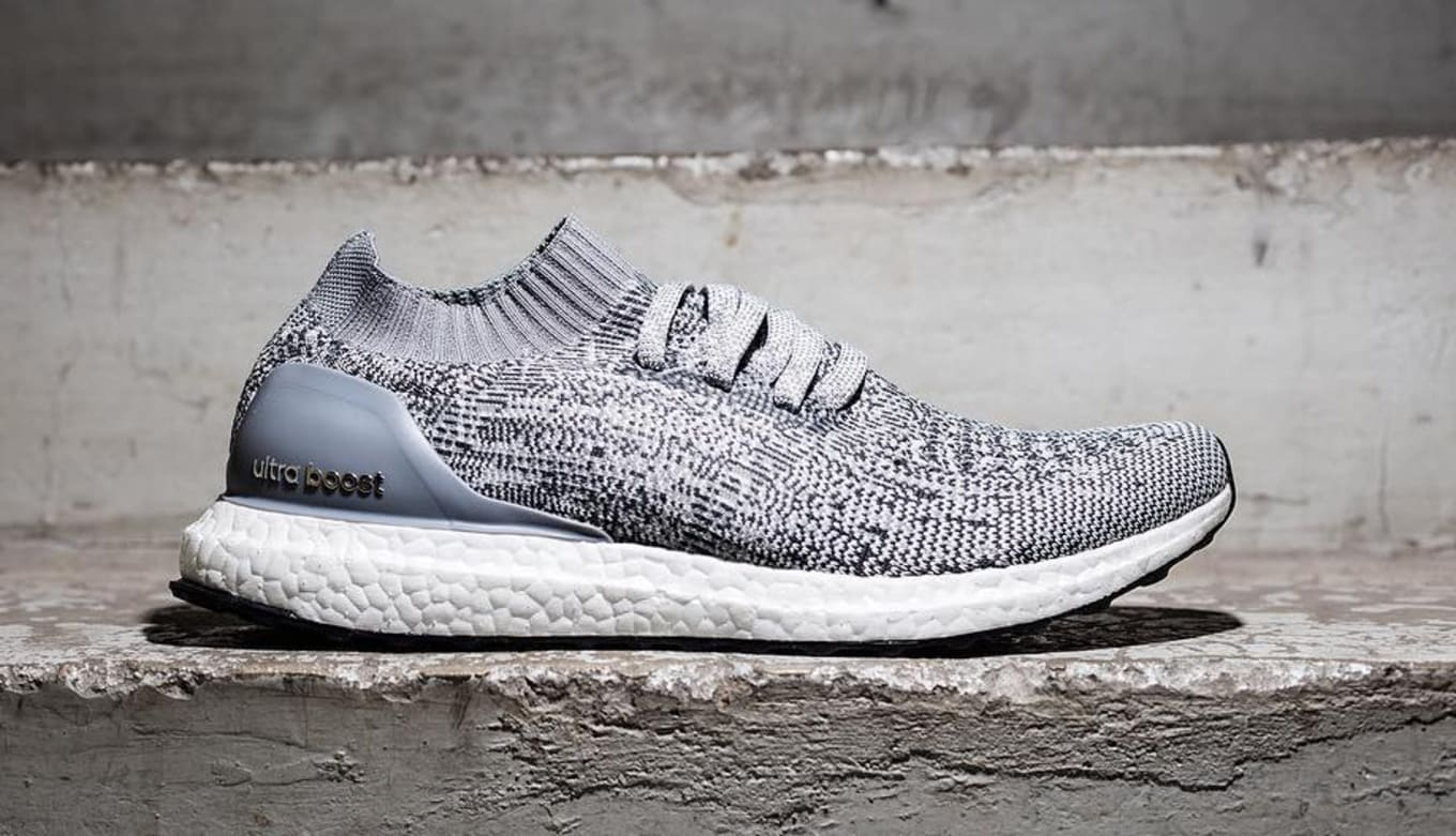 a0142e97c67a adidas Ultra Boost Uncaged Grey Black Camo