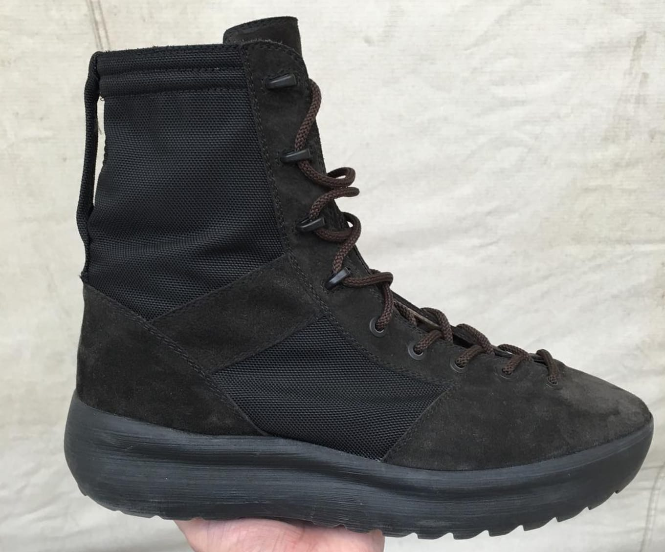 5ae96dca0 adidas Yeezy Season 3 Military Boot