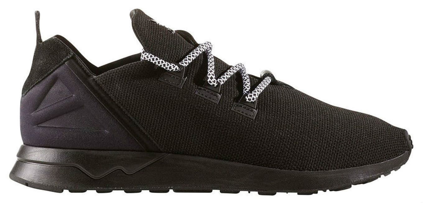 cheap for discount bcf48 eaba2 adidas ZX Flux ADV X Yeezy Black AD03956 (1)