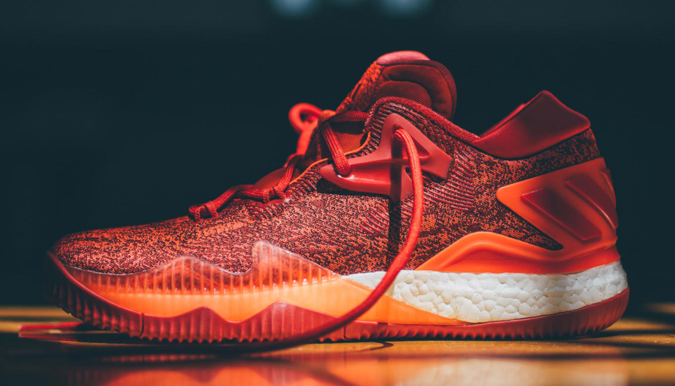 adidas Crazylight Boost 2016 Official | Sole Collector
