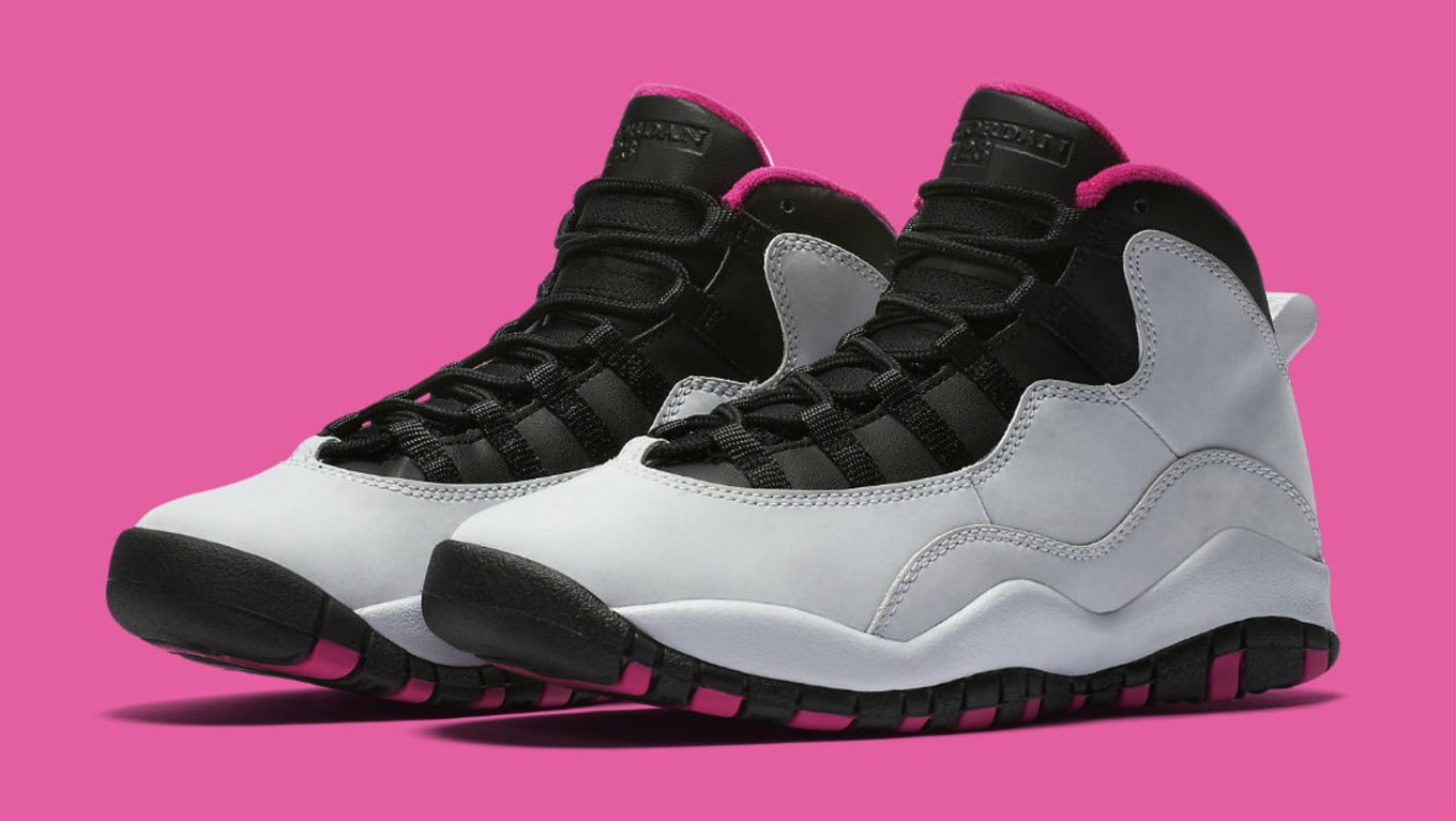hot sale online 9673f a3c91 Air Jordan 10 Girls