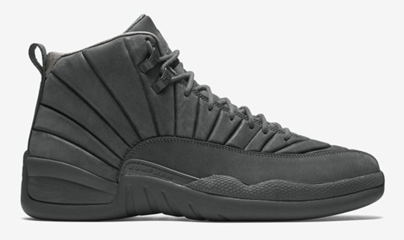 05f58d4586f228 Air Jordan 12 Retro  PSNY  130690-003. Dark Grey Dark Grey-Black 12 15 2015