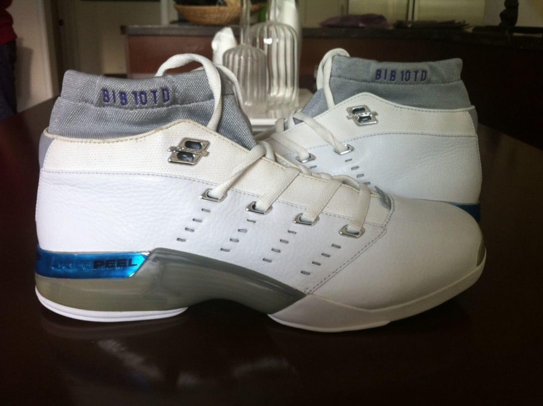 ce1c2a928428 Mike Bibby Air Jordan XVII 17 Low