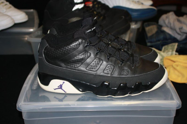 0c9e5db1cf2a Mike Bibby Air Jordan IX 9 Low