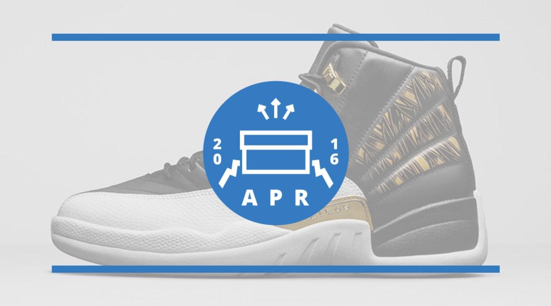 989d3b44b9e Air Jordan Release Dates April 2016 | Sole Collector