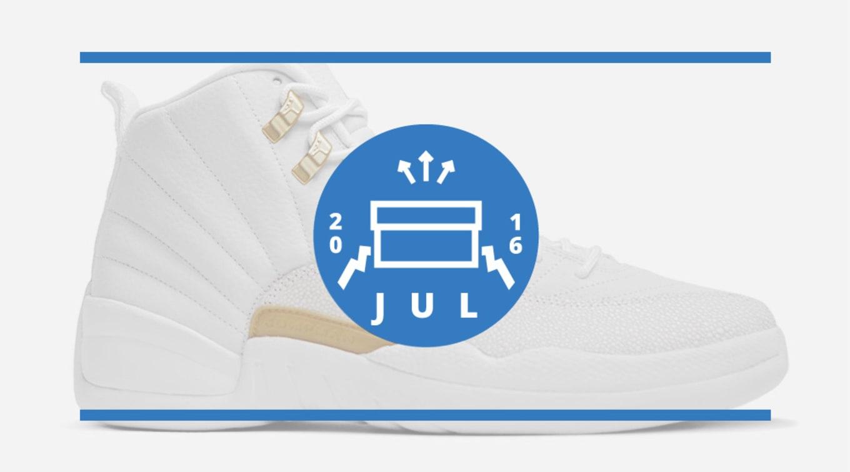 f71da6f9366 Air Jordan Release Dates July 2016