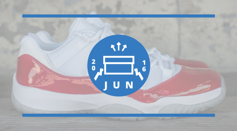 fc6c8ca307c8a2 Air Jordan Release Dates June 2016