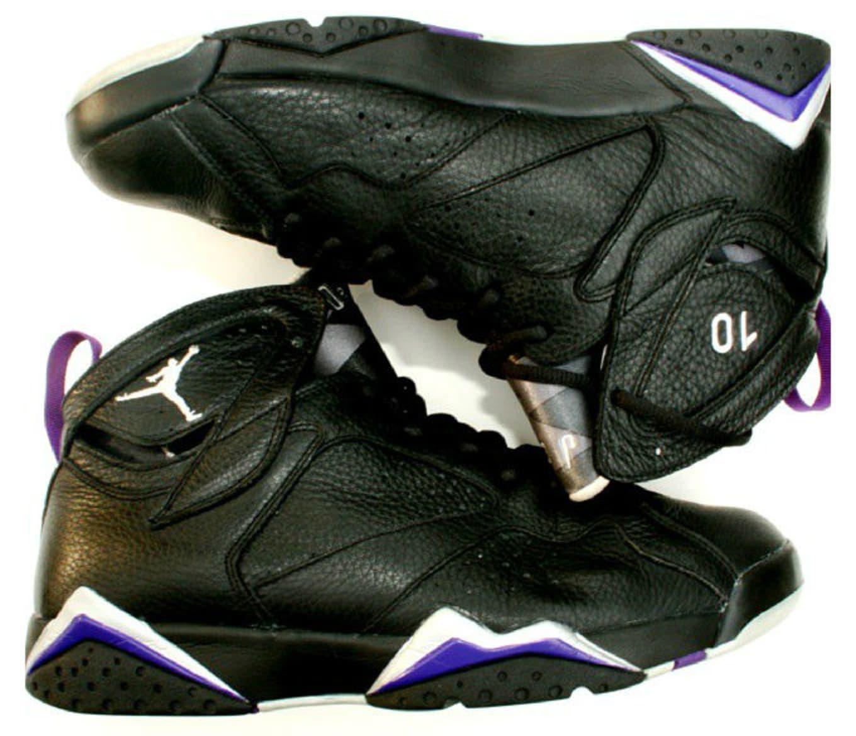 new product abe2c 23323 ... shoes kicks air jordans c0e0f fc284  promo code for mike bibby air  jordan vii 7 kings away pe 5dd1b ea422