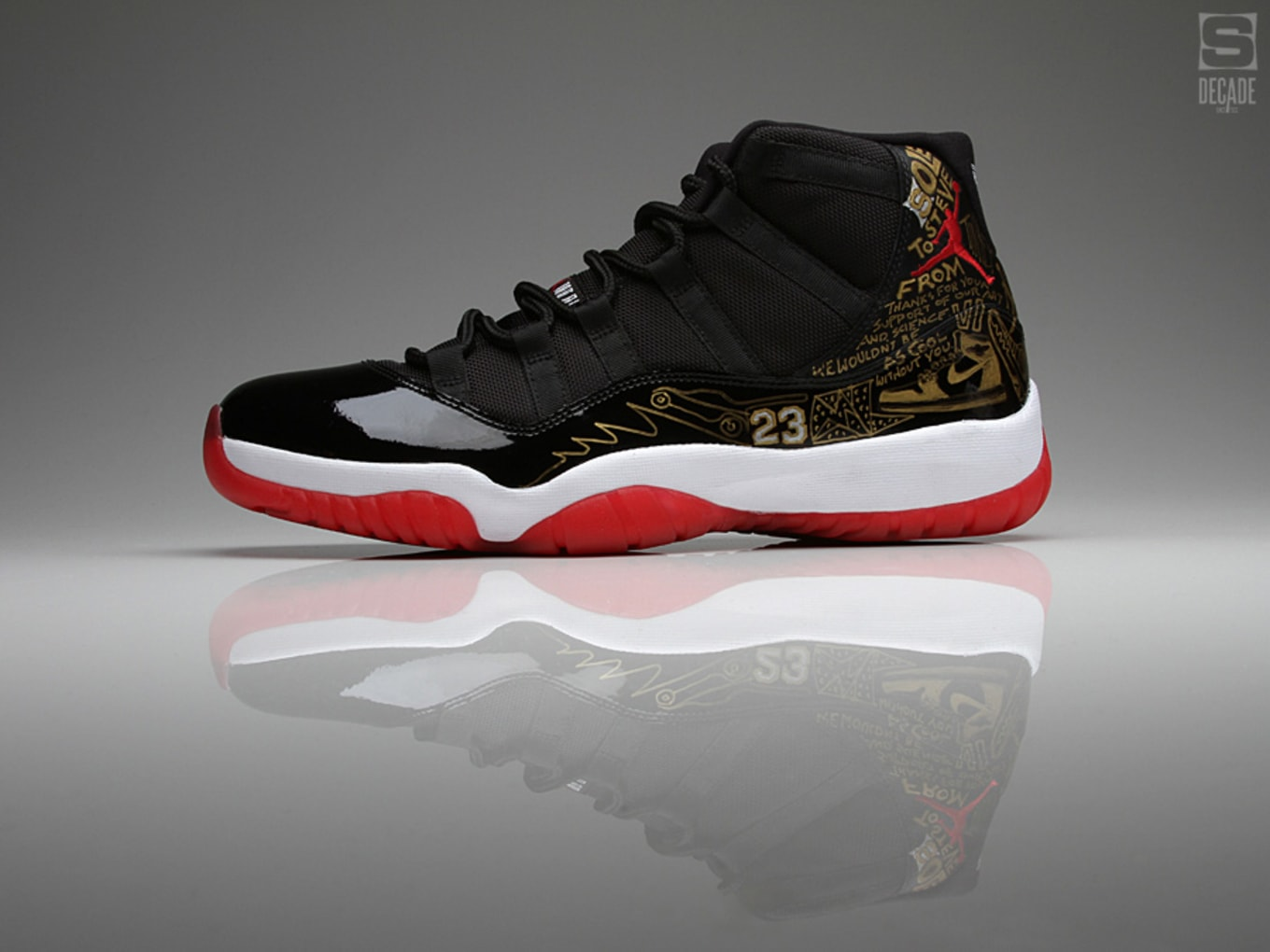 The Best Air Jordan XI 11 Customs | Sole Collector