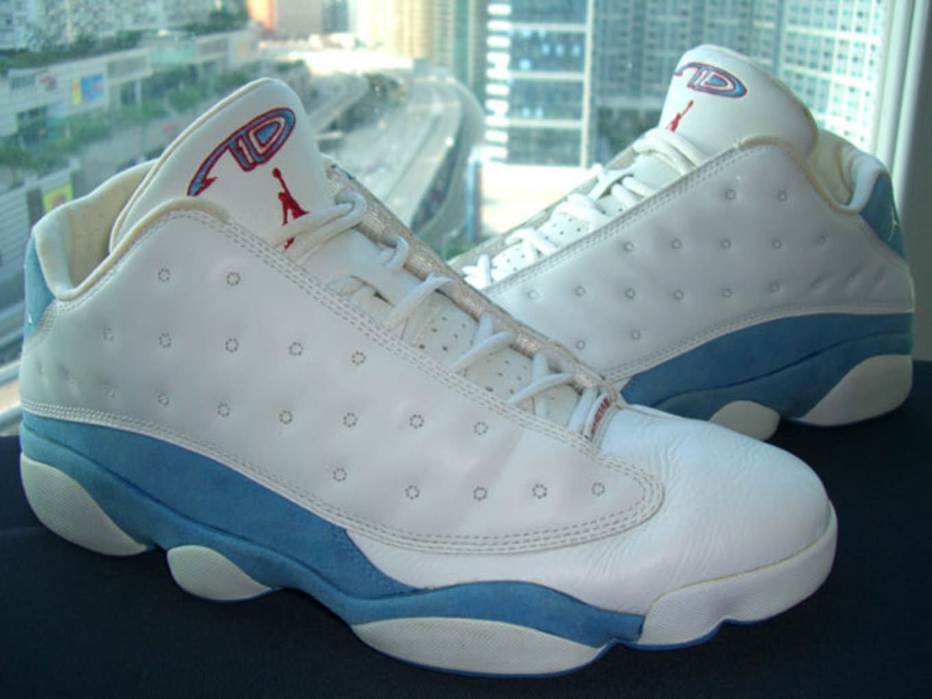 Mike Bibby Air Jordan XIII 13 Low