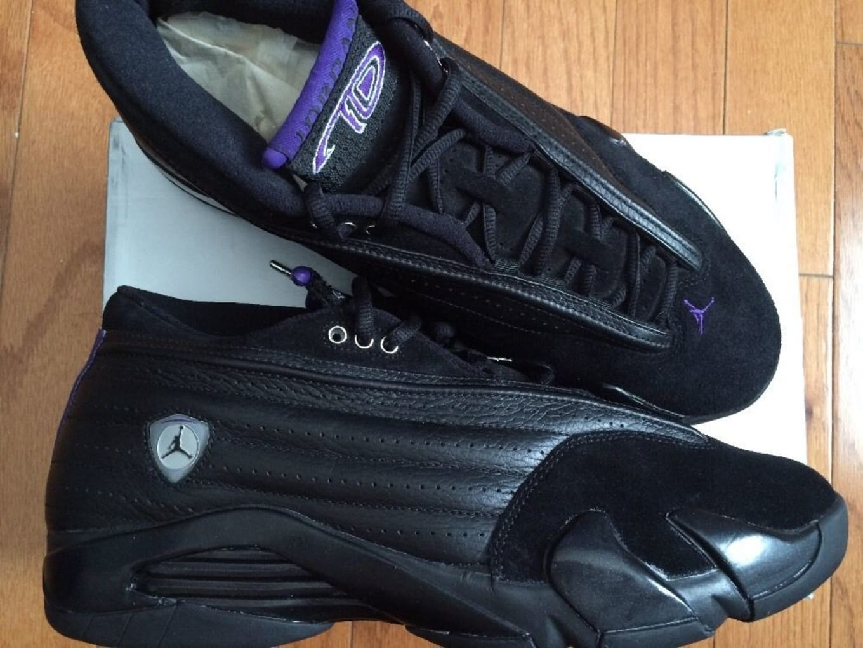 Mike Bibby Air Jordan XIV 14 Low