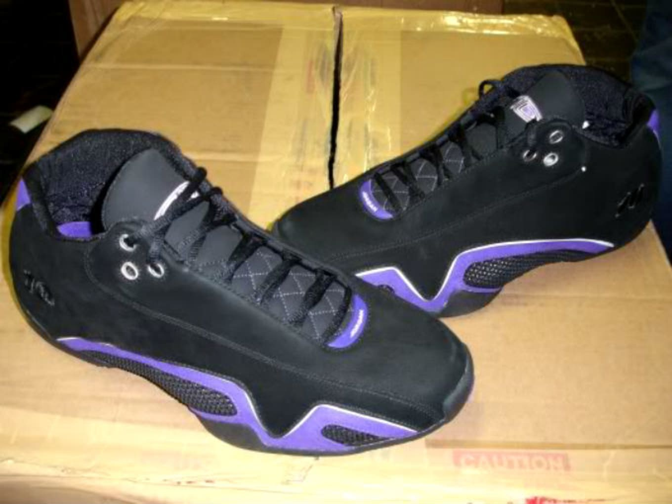 52c2daa06989 Mike Bibby Air Jordan Player Exclusives | Sole Collector