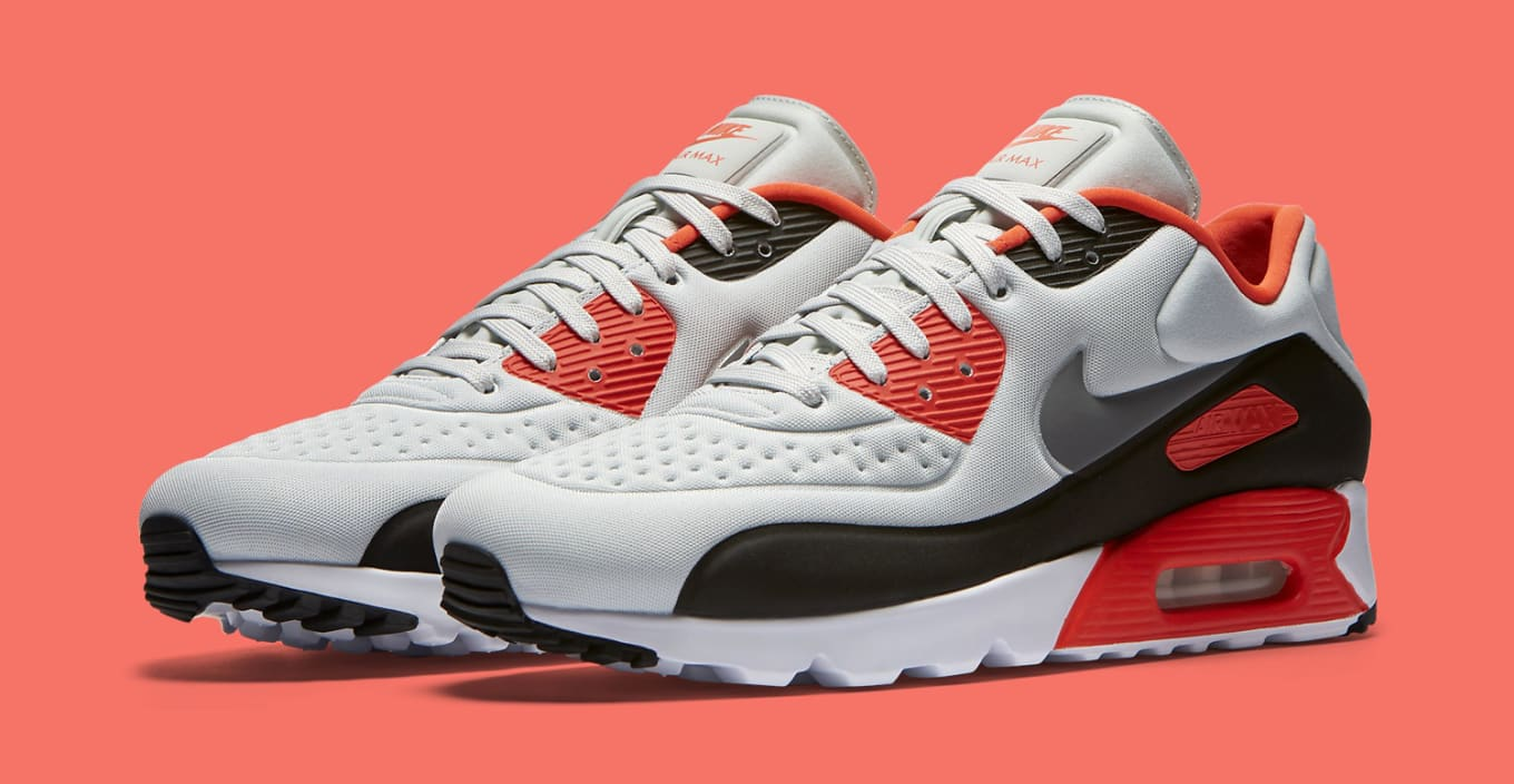 Infrared Nike Air Max 90 SE | Sole Collector