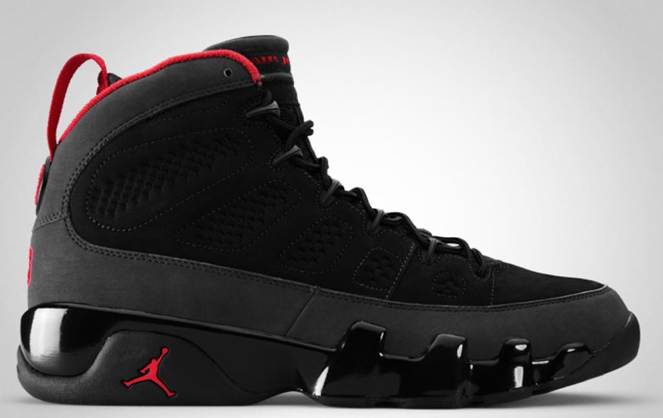 quality design 2fe64 a2853 Air Jordan 9 Retro