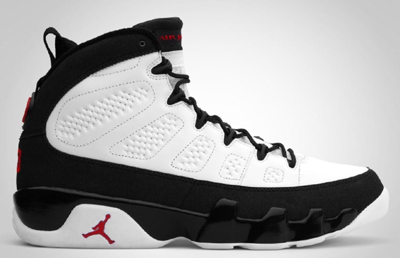 watch 36a14 f16c9 Air Jordan 9 Retro (2010). Air Jordan 9 (IX). Style Code  302370-102.  Colorway  White Varsity Red-Black