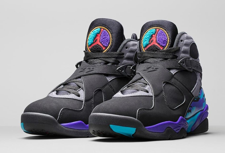 24b319bd0e59d2 Jordan 8 Aqua. Image via Nike