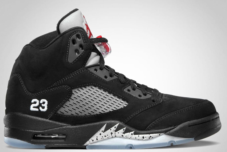 release date: 56382 4c991 31. Air Jordan 5 Retro  Metallic