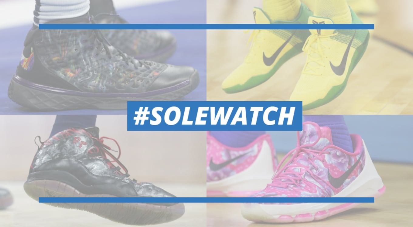 f282d642d05ae0 SoleWatch  The Best Sneakers Worn in the 2016 NCAA Tournament (So ...