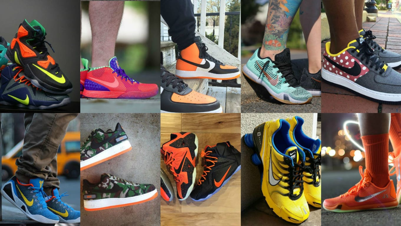 07e2a308cdb6 The Best NIKEiD Designers On Instagram