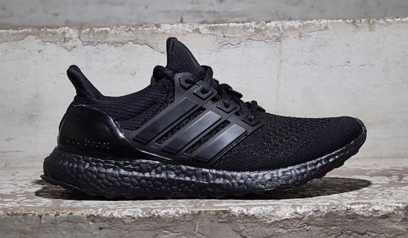 on sale 1c1ea 2a1db All Black Adidas Ultra Boost | Sole Collector