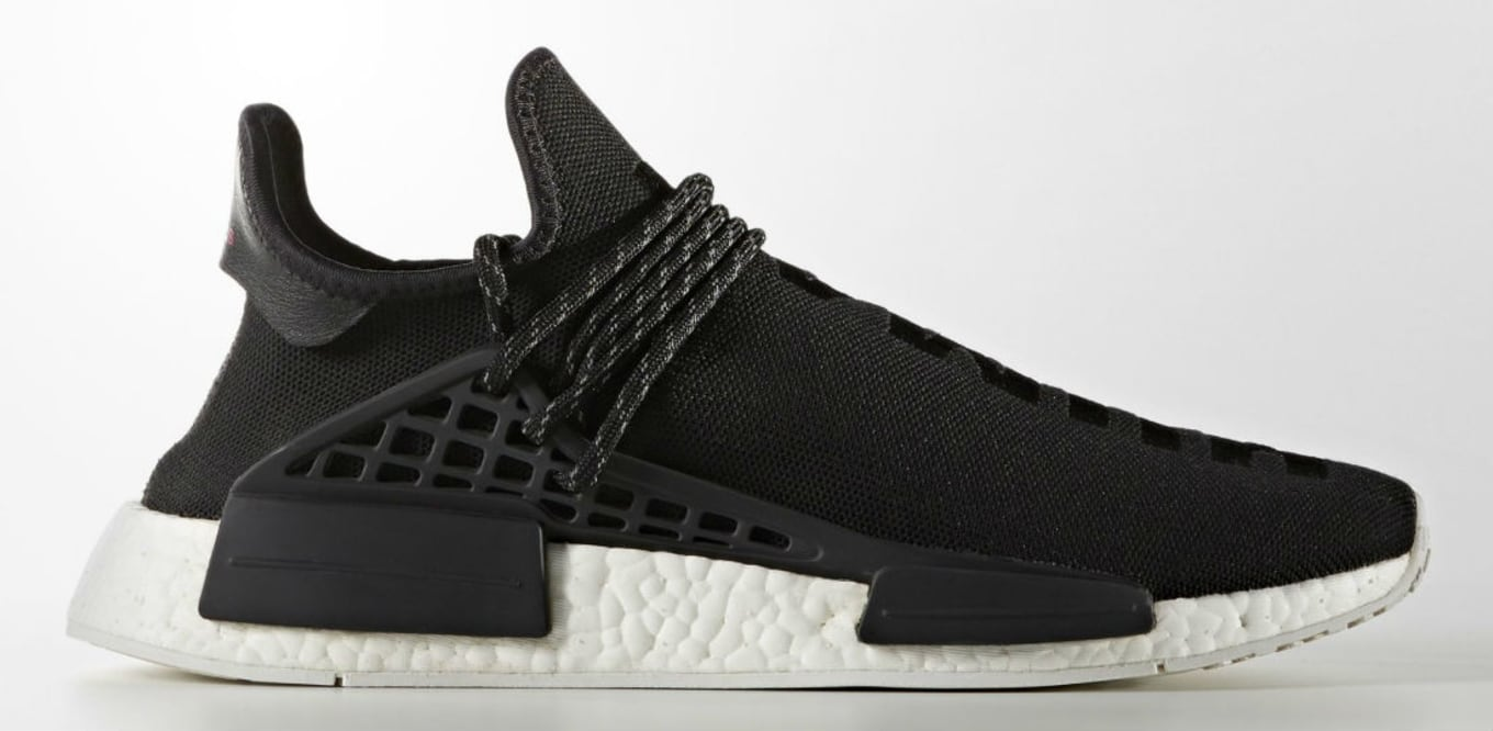 new concept cef91 d4bf7 Black Human Race NMD by Pharrell BB3068 | Sole Collector