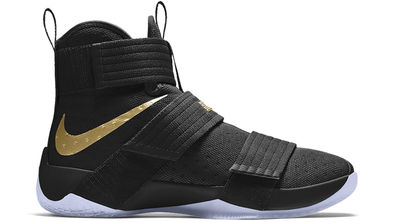 newest e82d2 7cdd8 Nike LeBron Soldier 10 iD