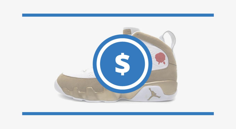 The Air Jordan 9 Price Guide  57c5ddfef