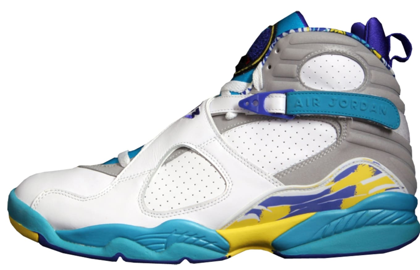 0609bed37 Air Jordan 8   The Definitive Guide to Colorways
