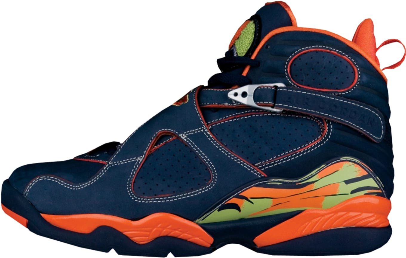 buy online fa91f c6cc7 Air Jordan 8 Retro LS