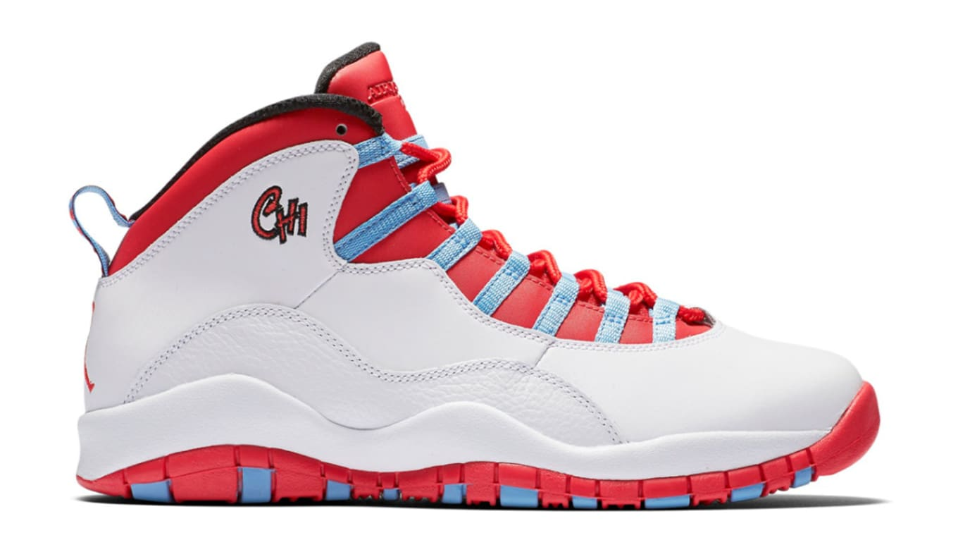 the latest cc06c 7b501 Air Jordan 10: The Definitive Guide to Colorways | Sole ...