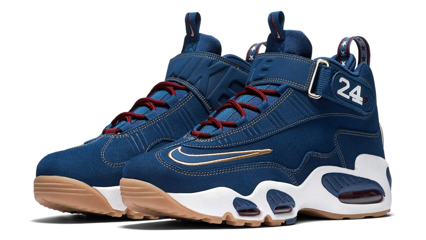 e2fa782ba1 Nike Air Max Griffey 1 Griffey for Prez Release Date | Sole Collector