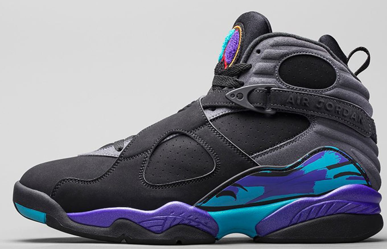 8cc1679f1dd555 Air Jordan 8   The Definitive Guide to Colorways