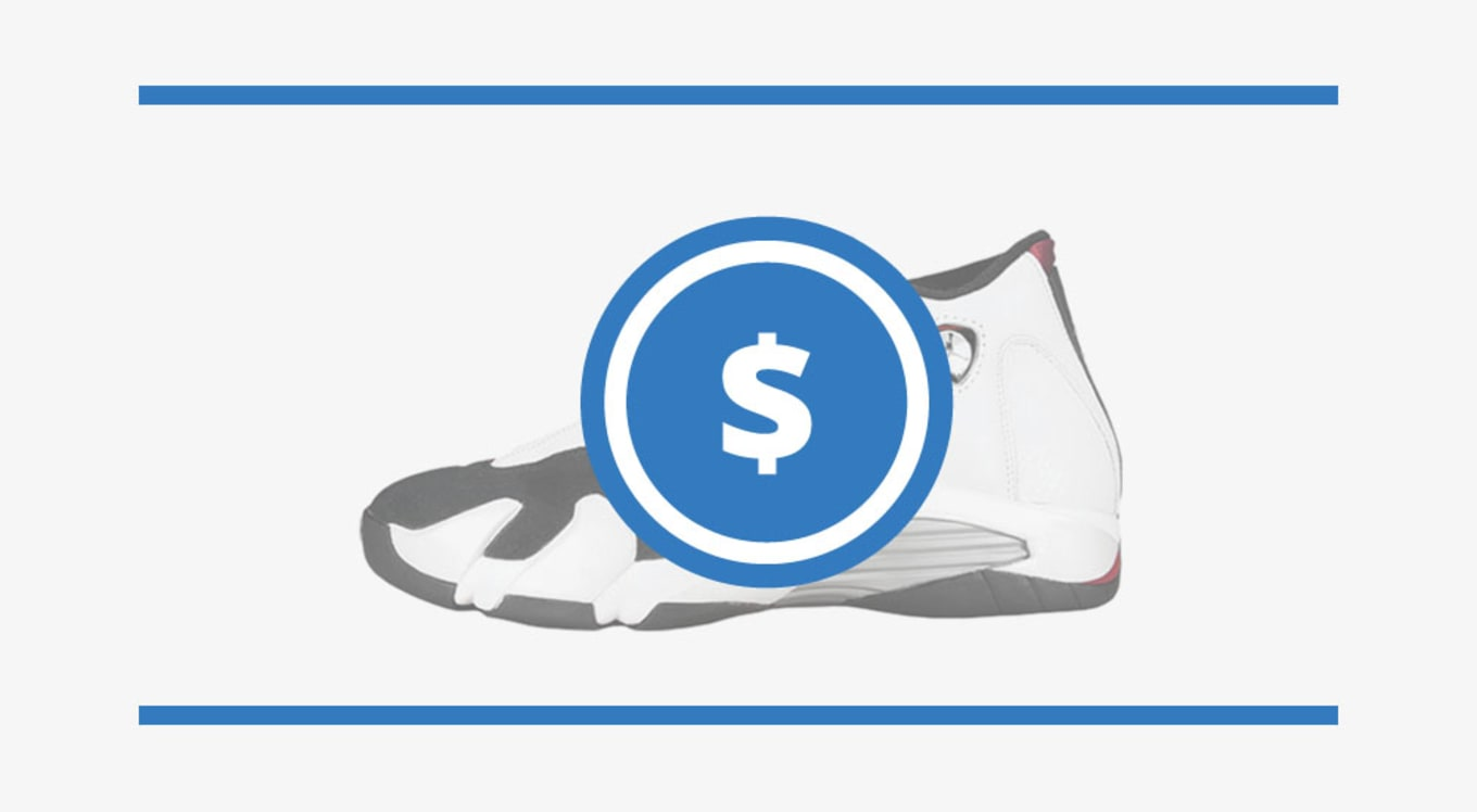 new style 385c3 0fb07 Check out the current after market prices for the Air Jordan 14.