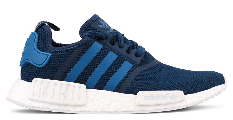 quality design b7f75 ea696 Blue Adidas NMD | Sole Collector