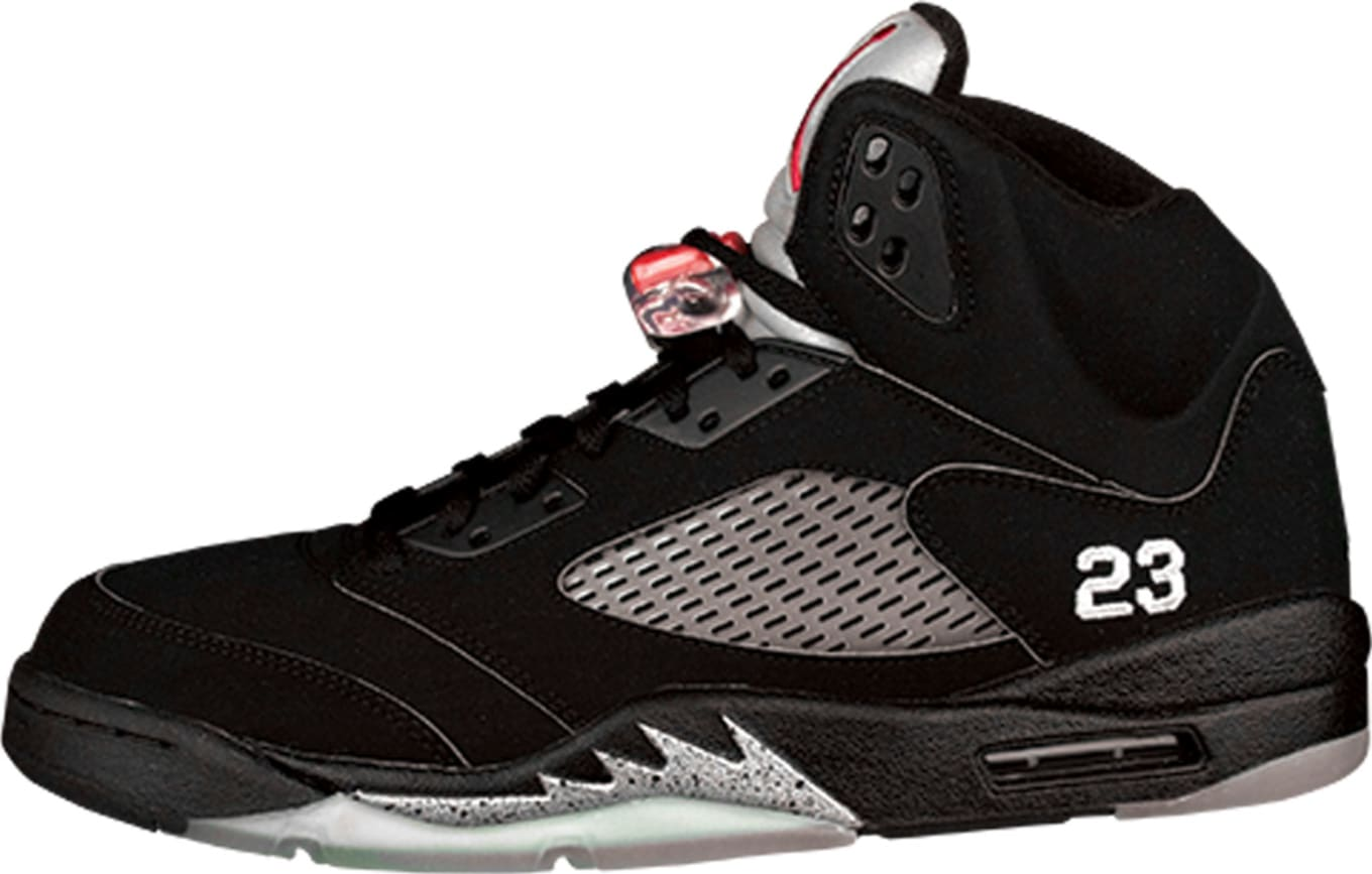 newest 18aec 2b167 Air Jordan 5 Retro  Metallic