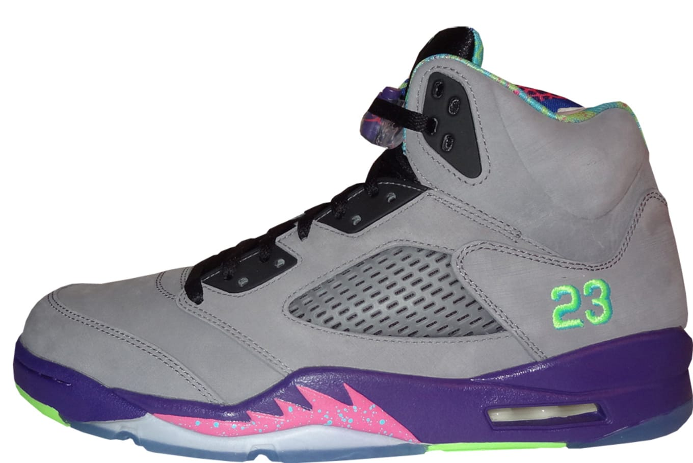 big sale 52747 8cbef Air Jordan 5 Retro Bel Air  Fresh Prince