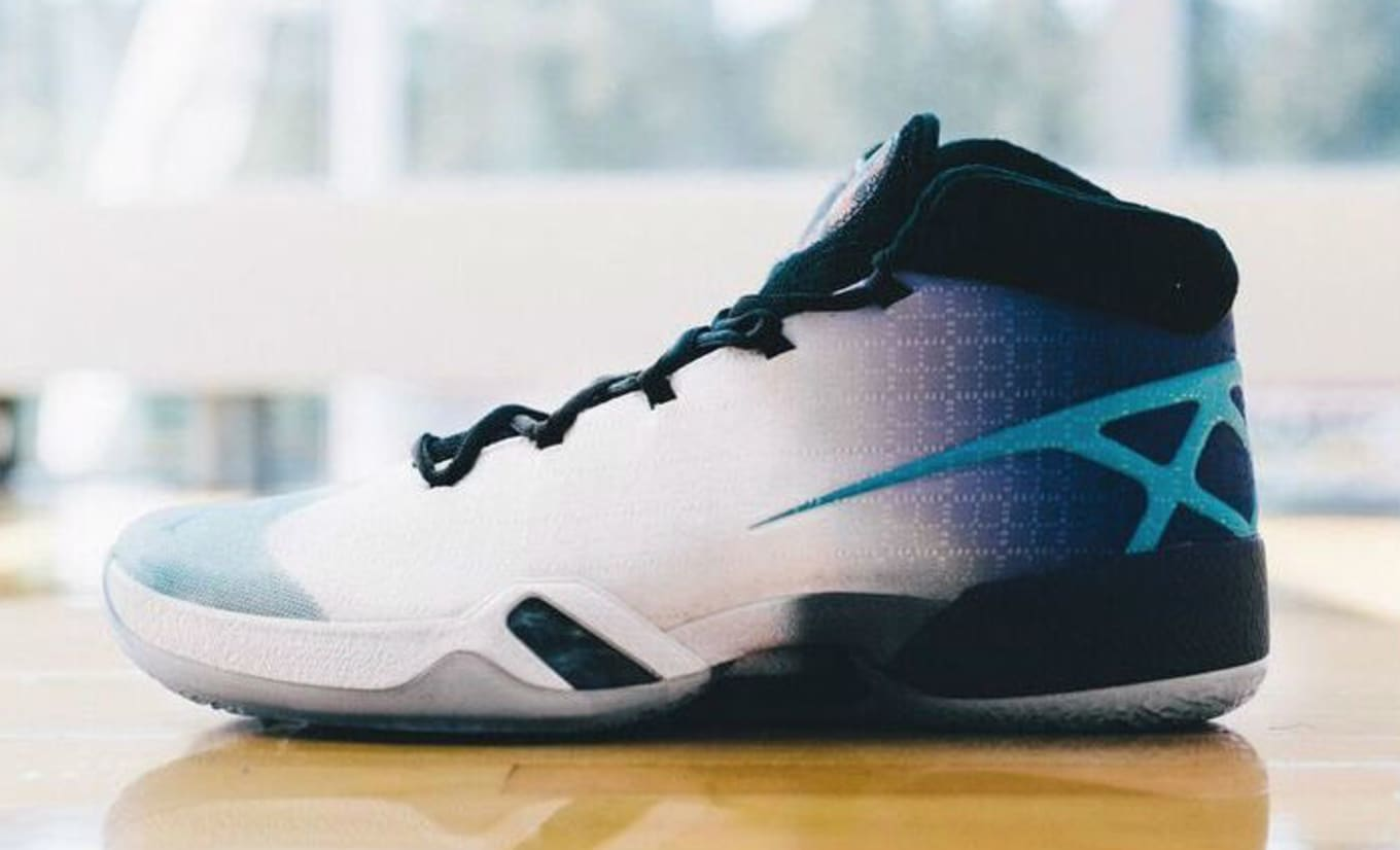 ca60c8691159c Air Jordan XXX 30 Charlotte Hornets PEs | Sole Collector