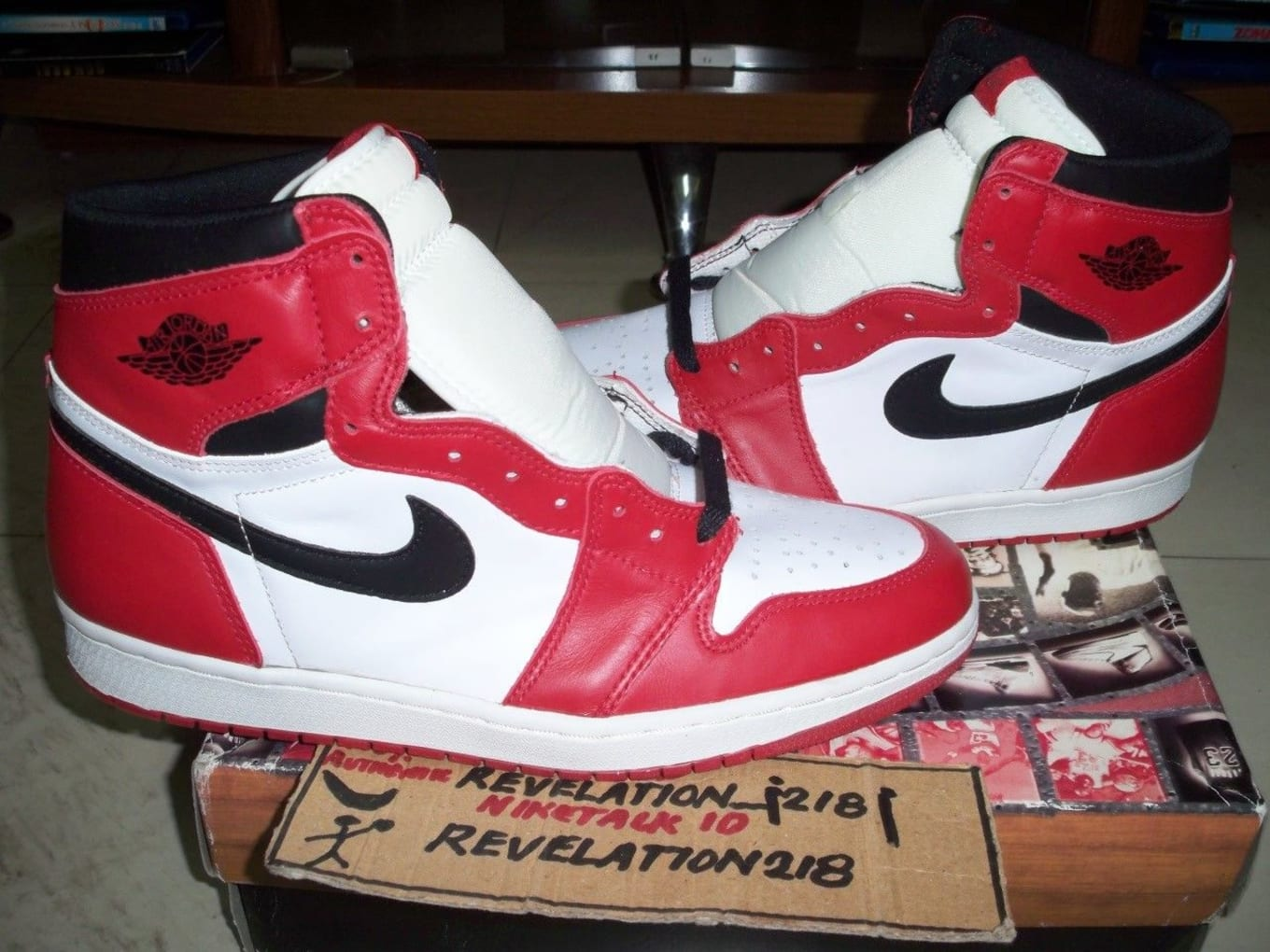 6ed2e2faf58b29 20 Deadstock Air Jordans from the 90s You can Buy on eBay Right Now ...