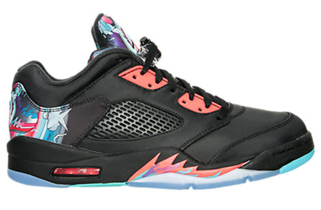 615a18a0fd5 Jordan 5 Low Chinese New Year Restock | Sole Collector