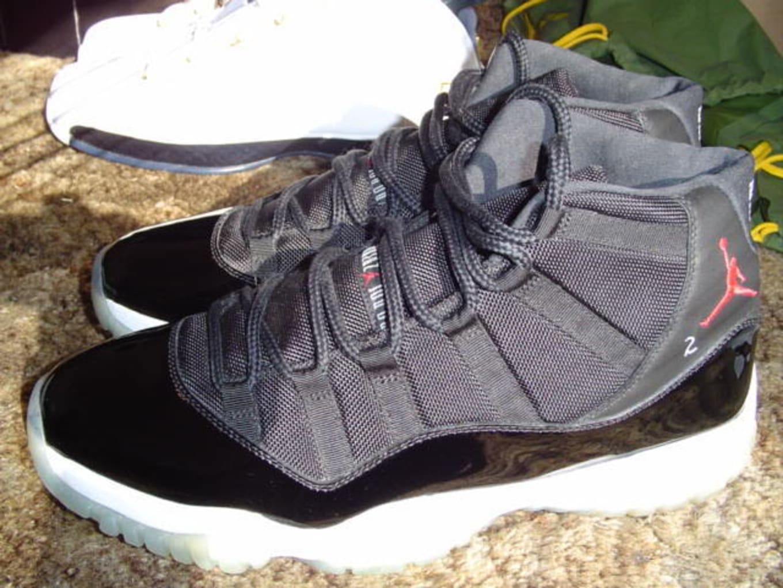 Air Jordan Samples Eventually Released  17f70ca1e0a5
