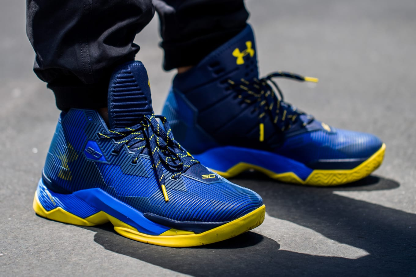 fcf9cf18a83da Under Armour Made These Shoes for Dub Nation. The latest pair of Steph Curry's  2.5s.