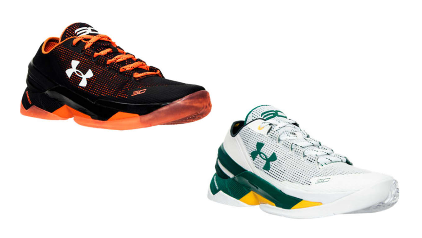 356f17470865 Under Armour Curry Two Low Giants   As