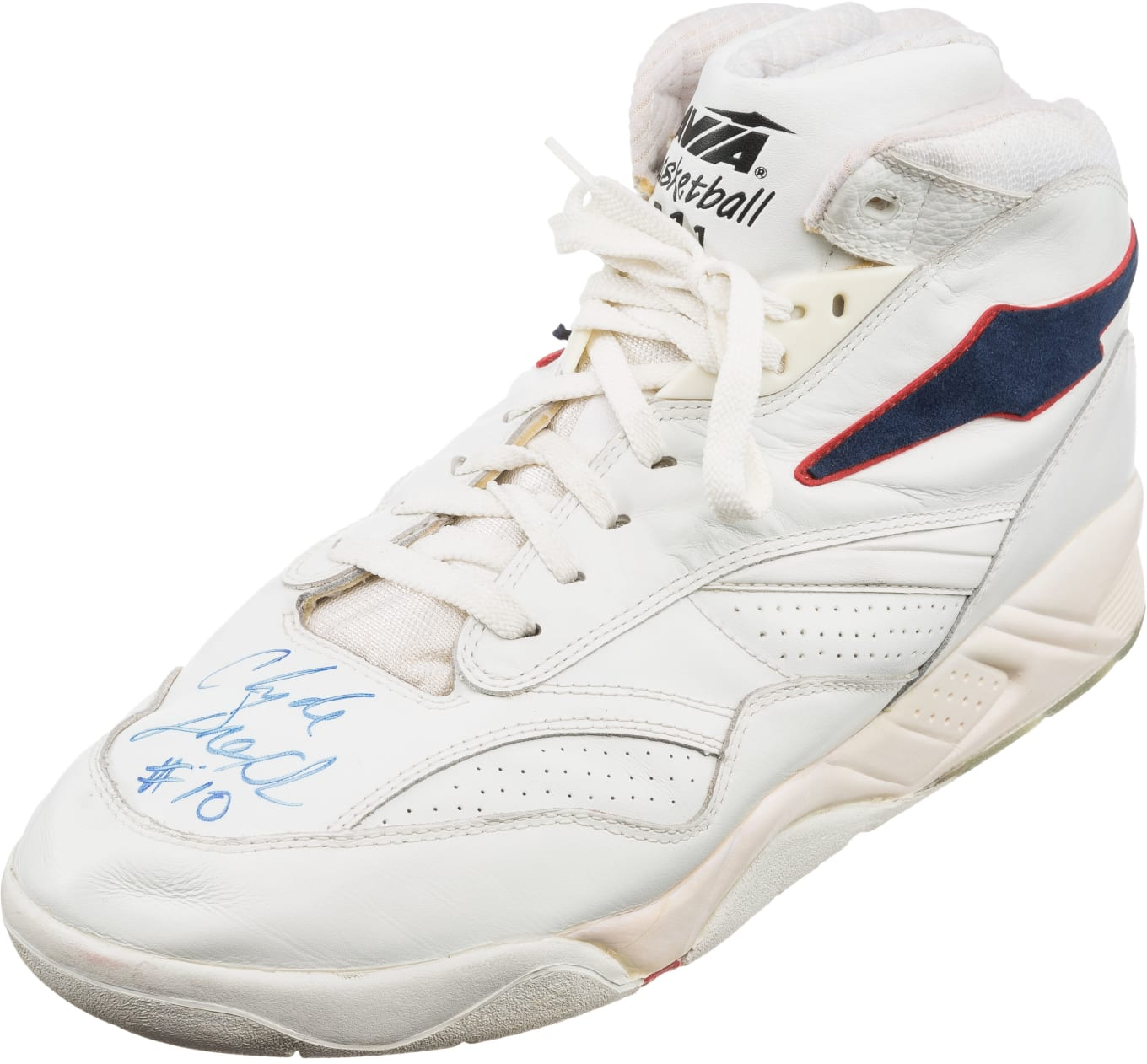388bfe886b4b4f A Bunch of 1992 Dream Team Sneakers Are Being Auctioned Off